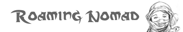 Roaming Nomad logo